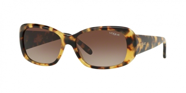 VOGUE VO2606S style-color 260513 Brown Yellow Tortoise