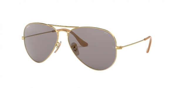 RAY-BAN RB3025 AVIATOR LARGE METAL style-color 9064V8 Gold