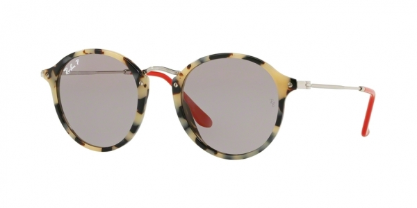 RAY-BAN RB2447 ROUND/CLASSIC style-color 1247P2 Beige Havana