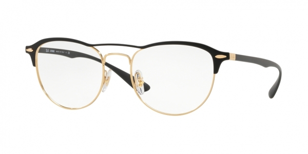 RAY-BAN RX3596V style-color 2994 Gold ON Top Matte Black