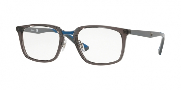 RAY-BAN RX7148 style-color 5760 Trasparent Grey