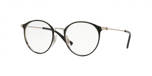 RAY-BAN RY1053 style-color 4064 Silver ON Top Black