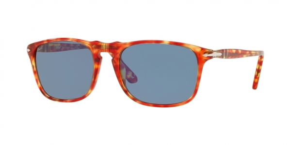 PERSOL PO3059S style-color 106056 Tortoise Red
