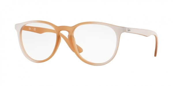 RAY-BAN RX7046 style-color 5818 Pink ON White Gradient