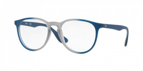 RAY-BAN RX7046 style-color 5820 Light Grey ON Blue Gradient
