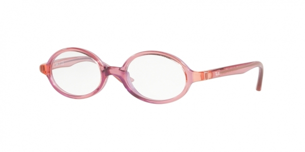 RAY-BAN RY1545 style-color 3770 Light Red ON Rubber Tras Viol