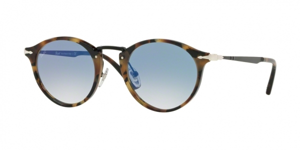 PERSOL PO3166S style-color 10713F Tortoise Brown Ice