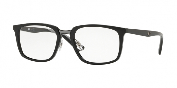 RAY-BAN RX7148 style-color 2000 Shiny Black