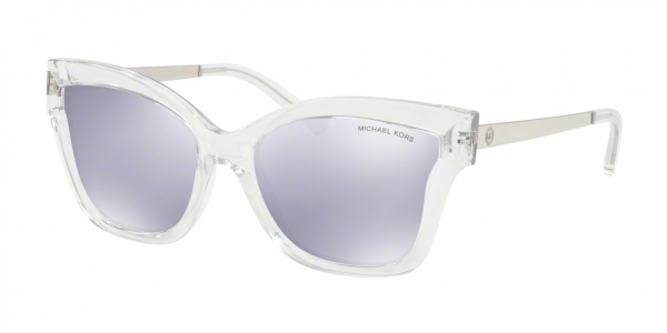 MICHAEL KORS MK2072 BARBADOS style-color 30502S Crystal Clear Injected