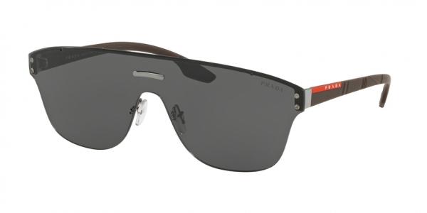 PRADA LINEA ROSSA PS 57TS style-color 5S05S0 Gunmetal