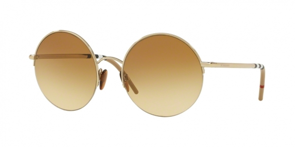 BURBERRY BE3101 style-color 11452L Light Gold