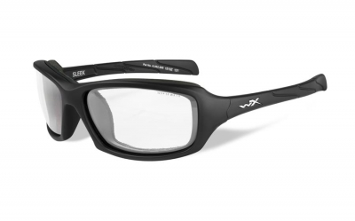 WILEYX WX SLEEK style-color Matte Black / CLEAR LENS