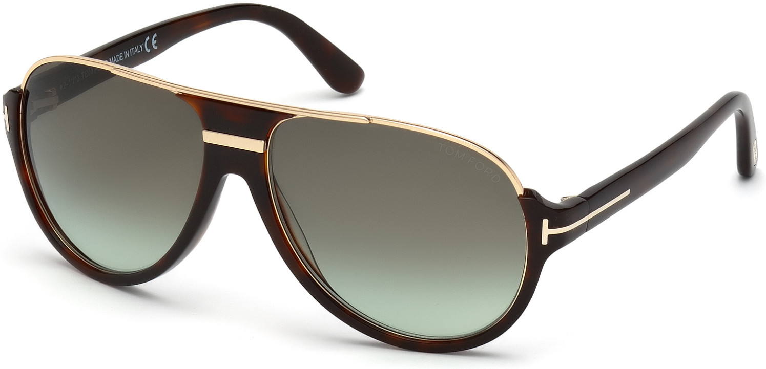 TOM FORD DIMITRY FT0334 style-color 56K   - havana/other / gradient roviex