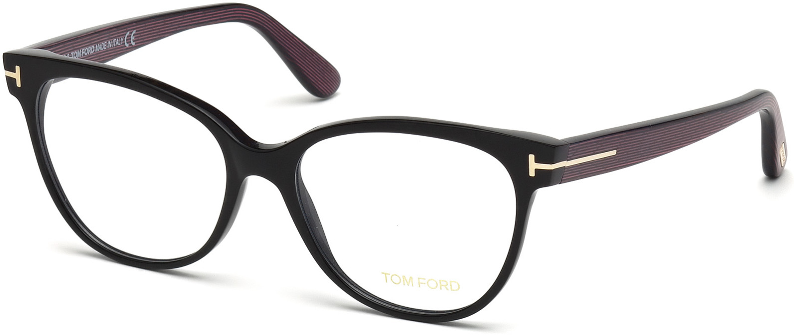 TOM FORD FT5291 style-color 005 - black/other