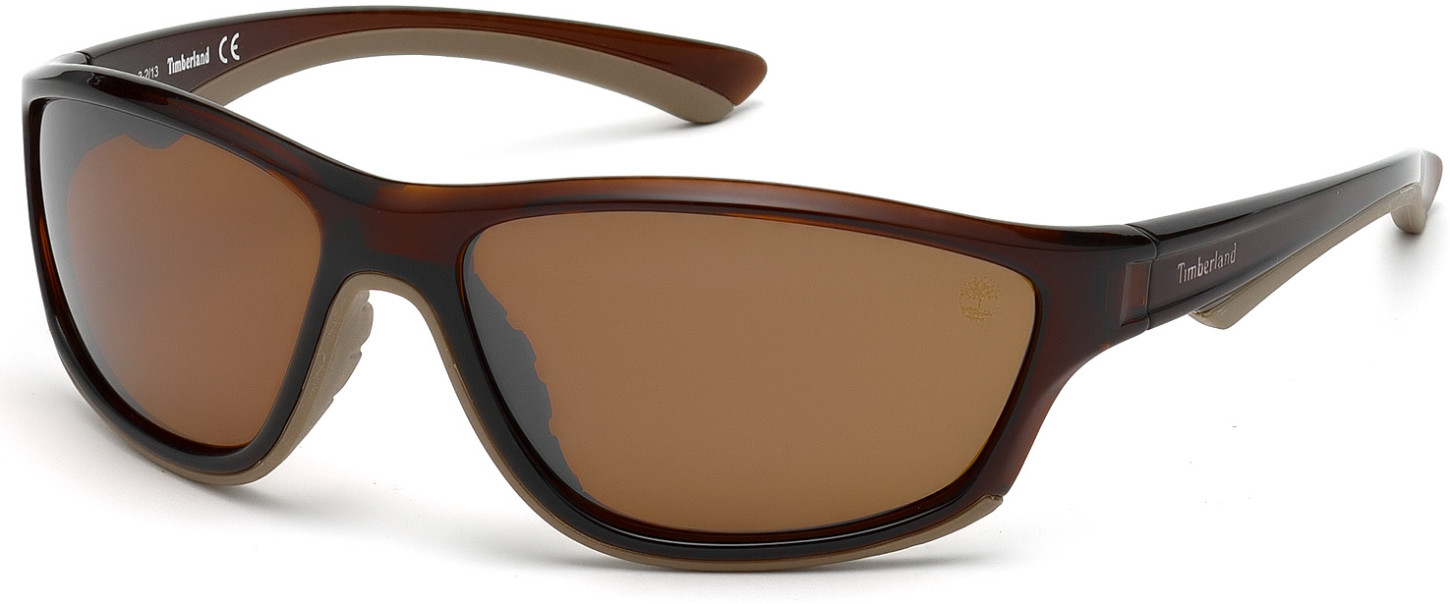 TIMBERLAND TB9045 style-color 50H - dark brown/other / brown polarized