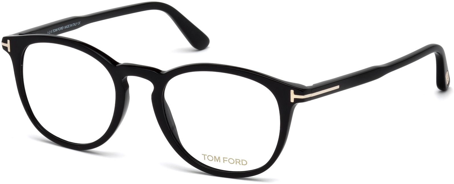 TOM FORD FT5401 style-color 001   - shiny black