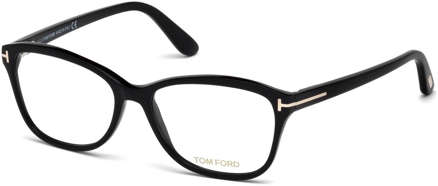 TOM FORD FT5404 style-color 001   - shiny black