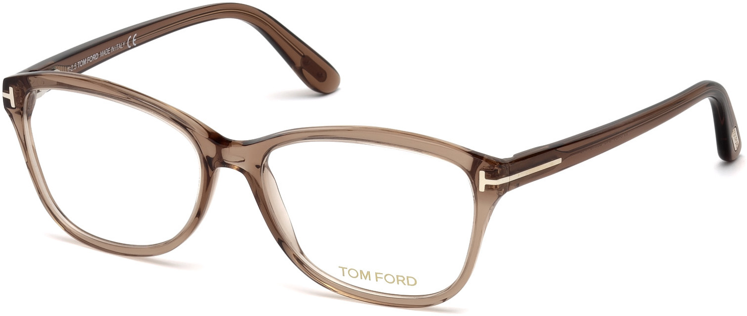 TOM FORD FT5404 style-color 048   - shiny dark brown