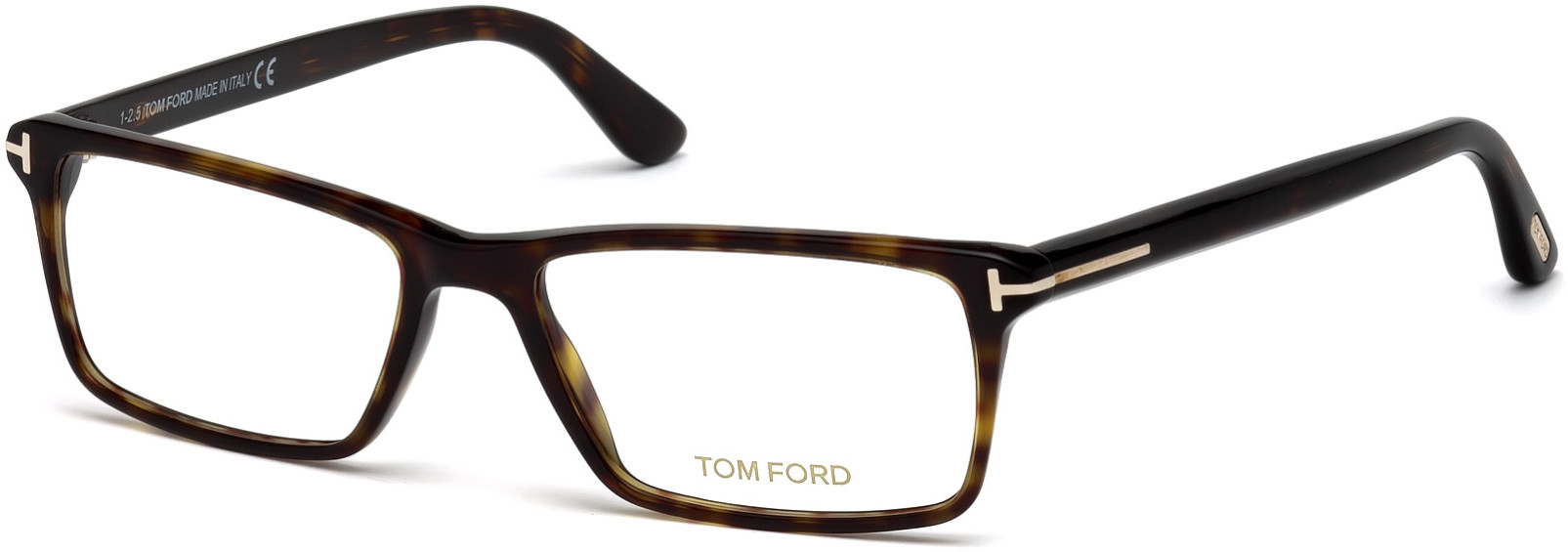 TOM FORD FT5408 style-color 052   - dark havana