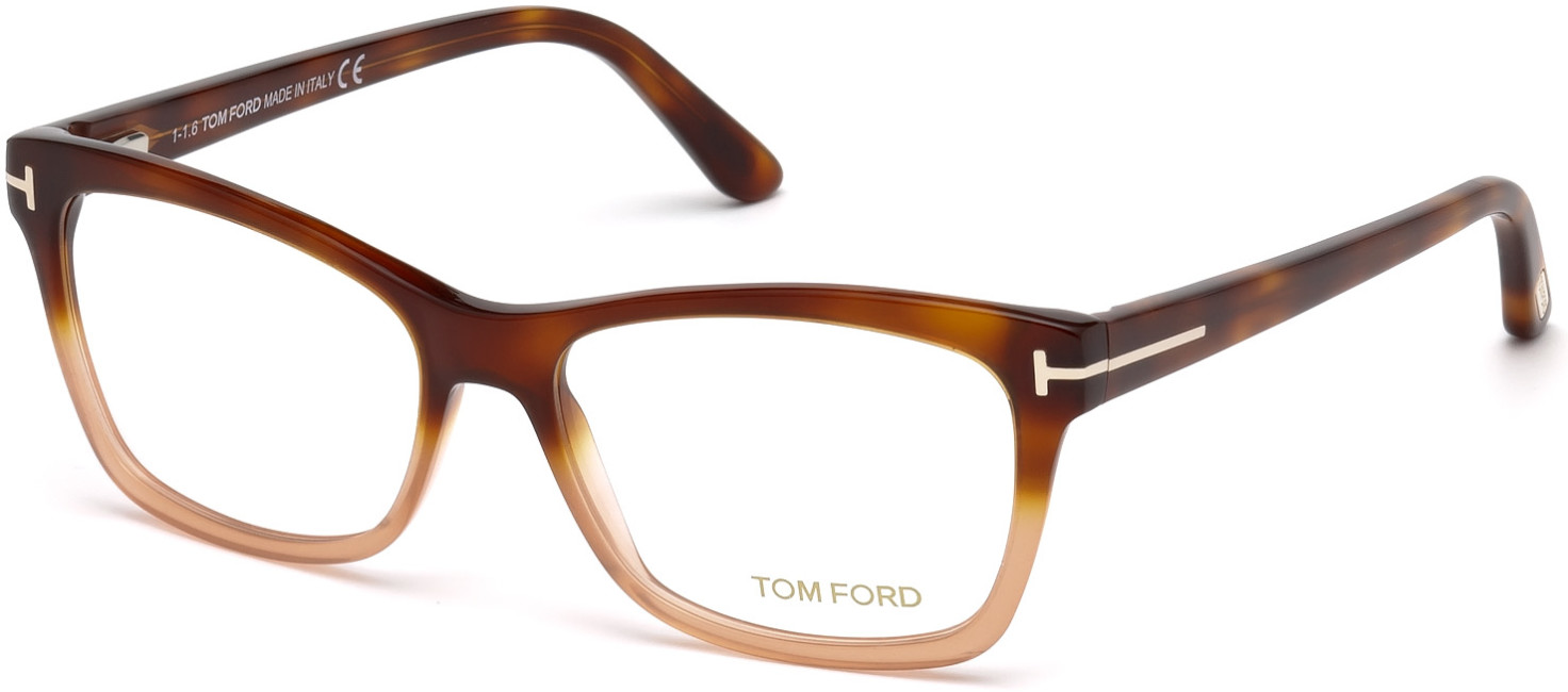 TOM FORD FT5424 style-color 056 - Havana / Other