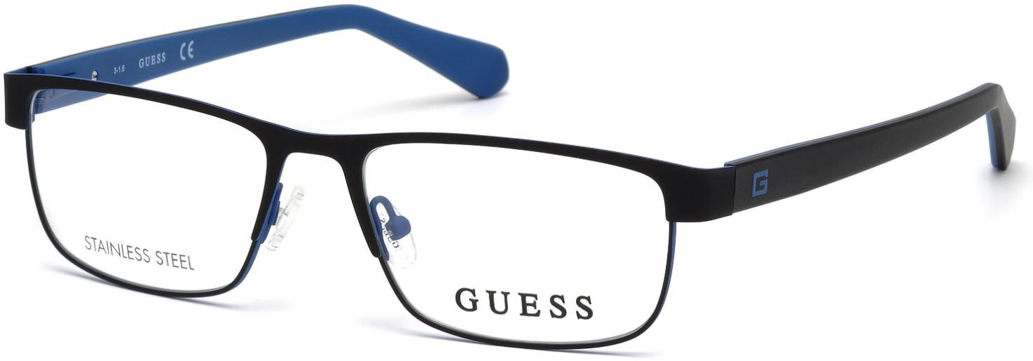 GUESS GU1910 style-color 002 - Matte Black