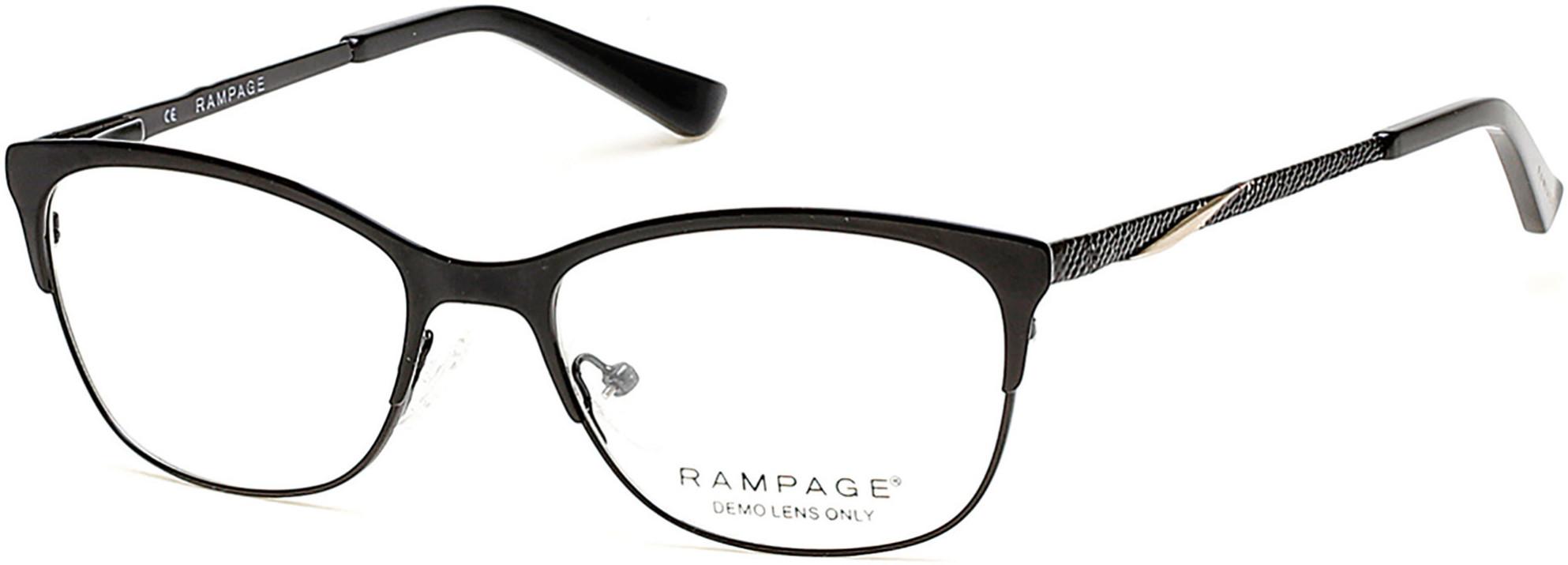RAMPAGE RA0196 style-color 001 - Shiny Black