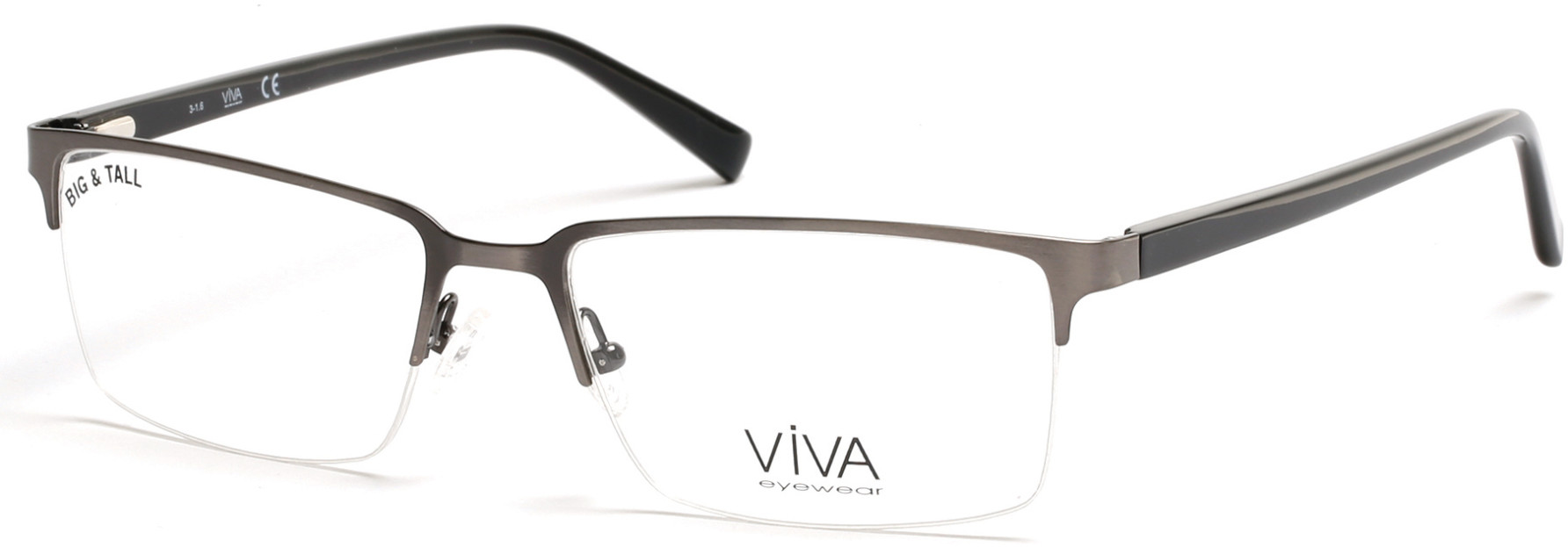 VIVA VV4025 style-color 009 - Matte Gunmetal