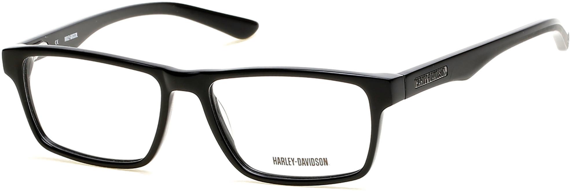 HARLEY-DAVIDSON HD0727 style-color 001 - Shiny Black