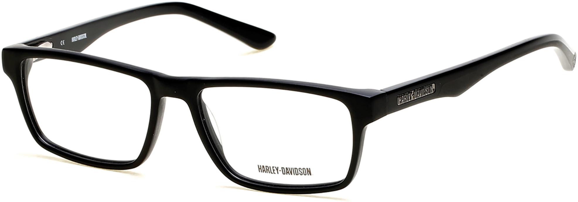 HARLEY-DAVIDSON HD0727 style-color 002 - Matte Black