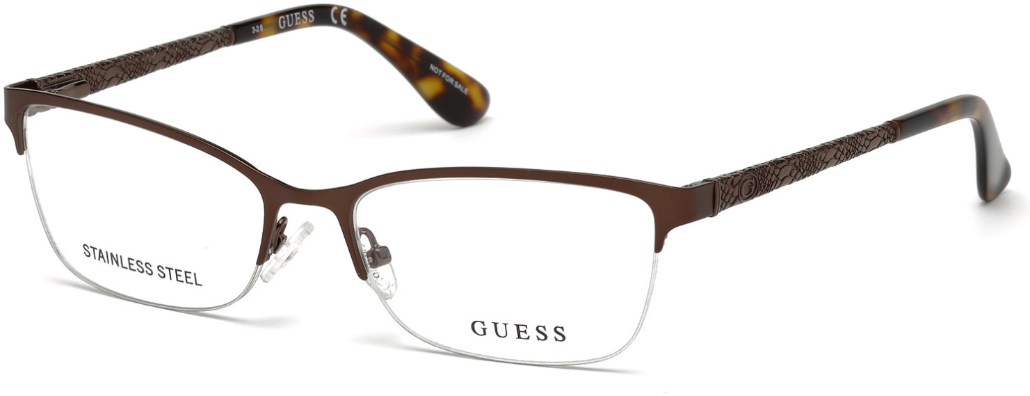 GUESS GU2613 15025 style-color 049 Matte Dark Brown