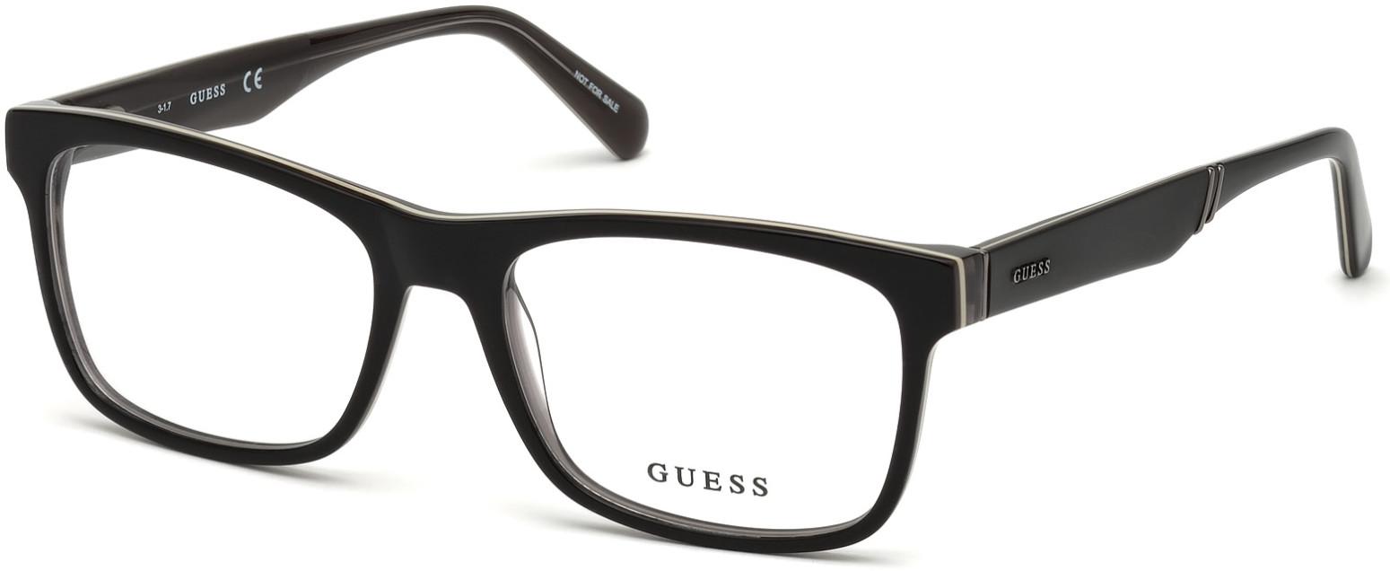 GUESS GU1943 211 style-color 002 Matte Black