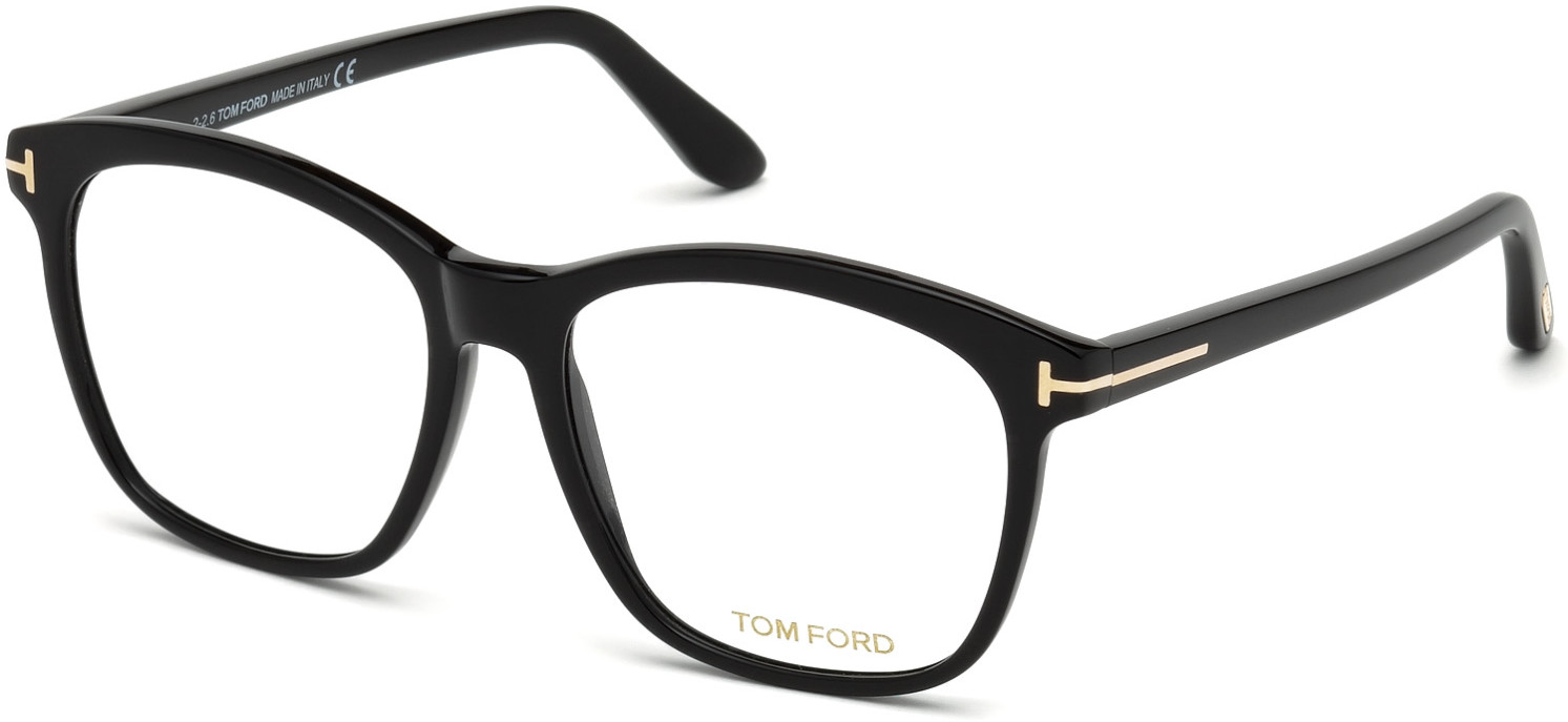 TOM FORD FT5481-B 1364 style-color 001 Shiny Black
