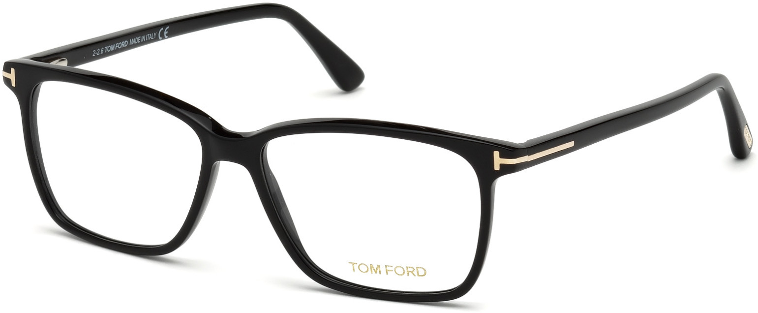 TOM FORD FT5478-B 5700 style-color 001 Shiny Black