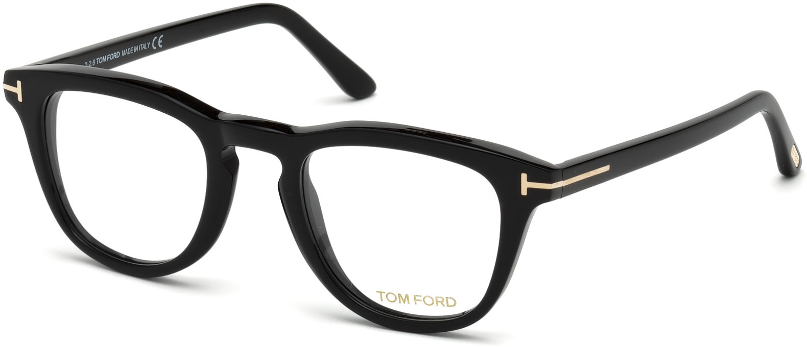 TOM FORD FT5488-B 8187 style-color 001 Shiny Black