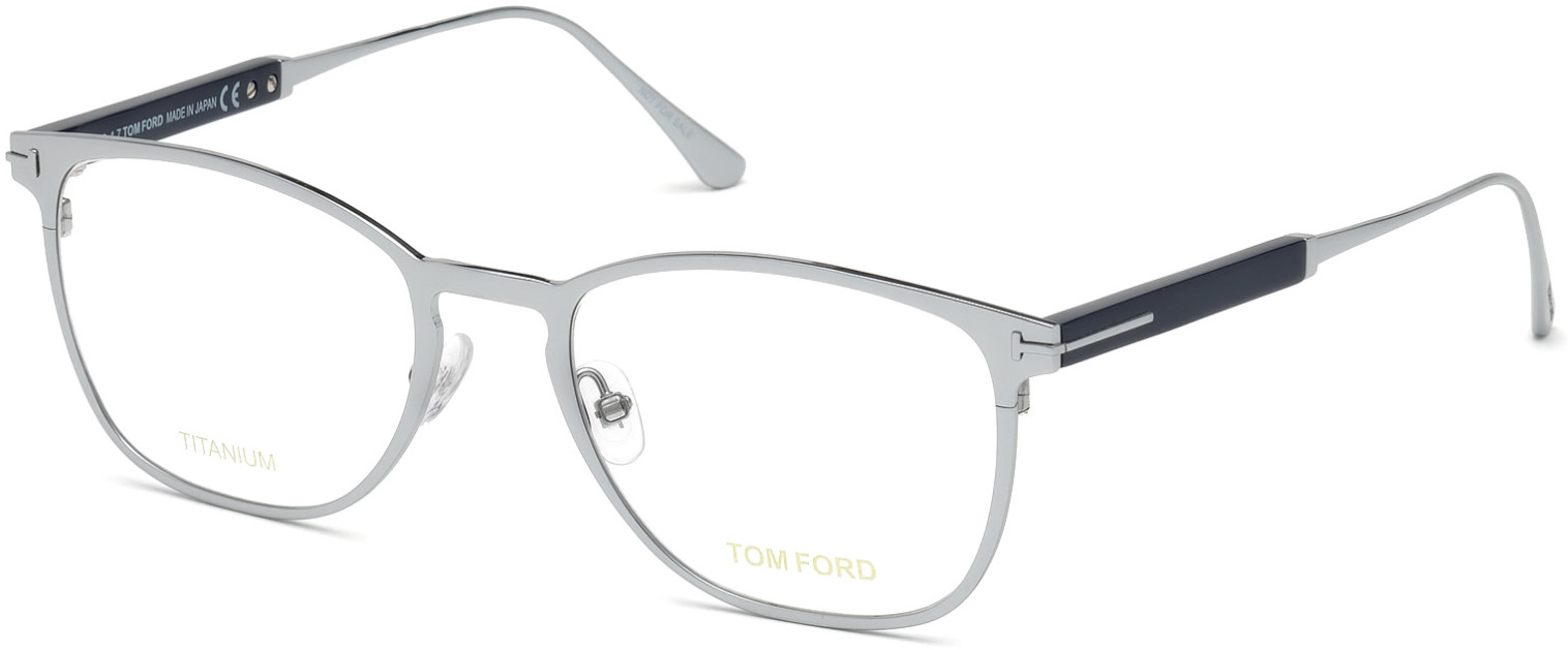 TOM FORD FT5483 12426 style-color 018 Shiny Rhodium