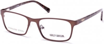 HARLEY-DAVIDSON HD0136T 33802 style-color 049 Matte Dark Brown