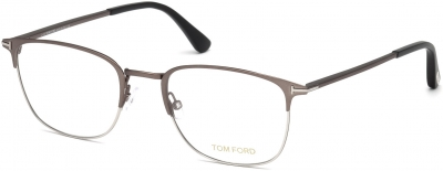 TOM FORD FT5453 style-color 013 - Matte Dark Ruthenium
