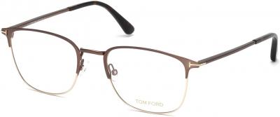 TOM FORD FT5453 style-color 049 - Matte Dark Brown