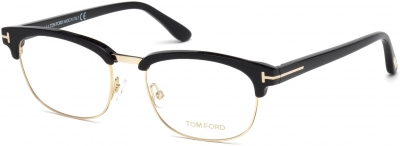TOM FORD FT5458 style-color 001 - Shiny Black