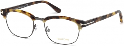 TOM FORD FT5458 style-color 056 - Havana / Other