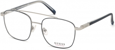 GUESS GU3038 34749 style-color 090 Shiny Blue
