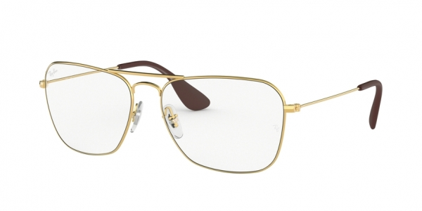 RAY-BAN RX3610V style-color 2500 Gold