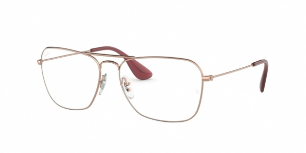 RAY-BAN RX3610V style-color 2943 Copper