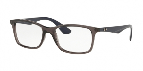 RAY-BAN RX7047 style-color 5848 Transparent Grey