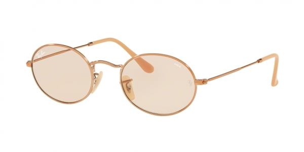 RAY-BAN RB3547N OVAL style-color 9131S0 Copper
