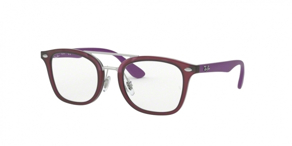 RAY-BAN RY1585 style-color 3782 Matte Transparent Fuxia