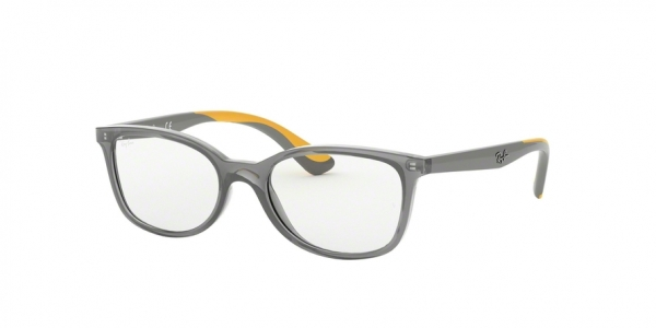 RAY-BAN RY1586 style-color 3774 Transparent Grey