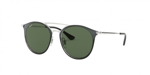RAY-BAN RJ9545S style-color 271/71 Silver ON Top Black