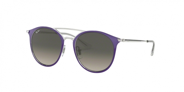 RAY-BAN RJ9545S style-color 272/11 Silver ON Top Violet