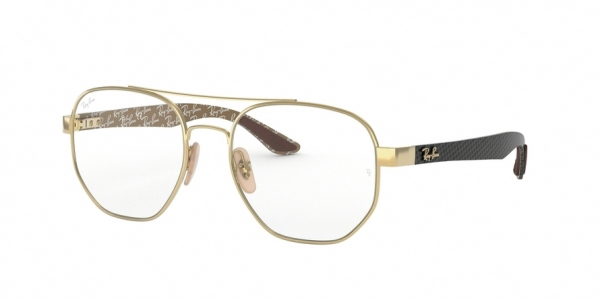 RAY-BAN RX8418 style-color 2500 Gold